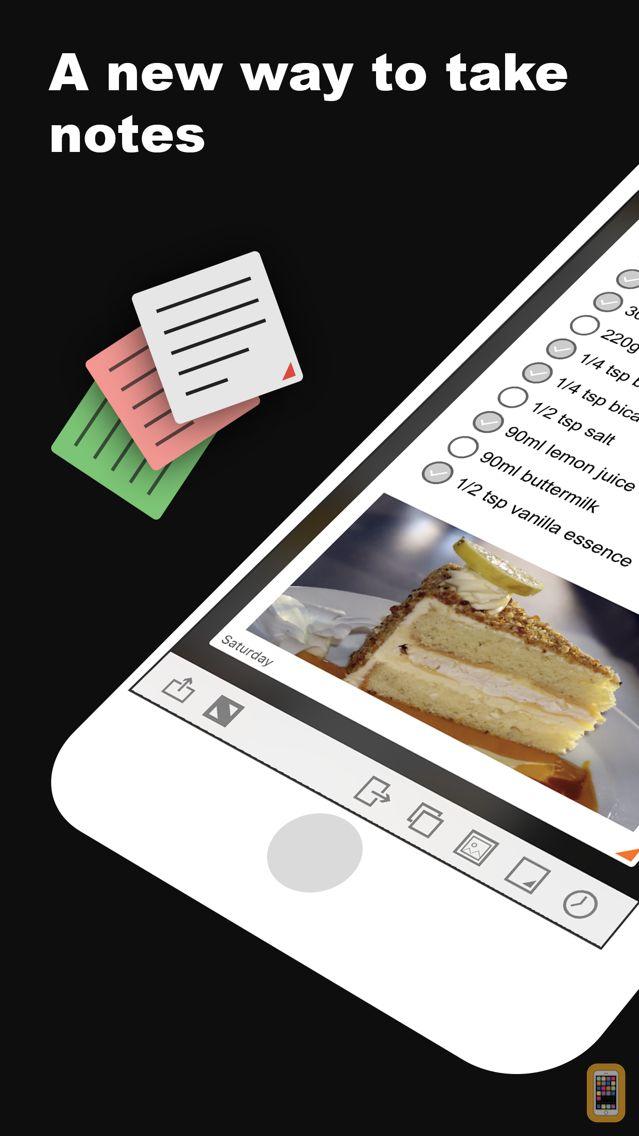 Screenshot - YepNoteS: Simple notes & lists