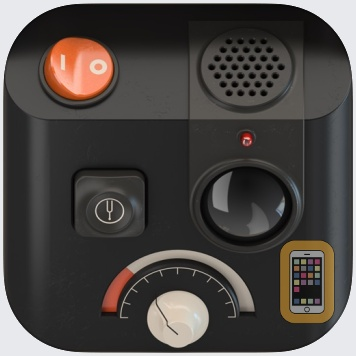 Theremin I/O by FFFF00 Agents AB (iPhone)