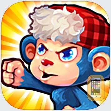 Lumberwhack: Defend the Wild by Koloss Interactive Ltd (Universal)