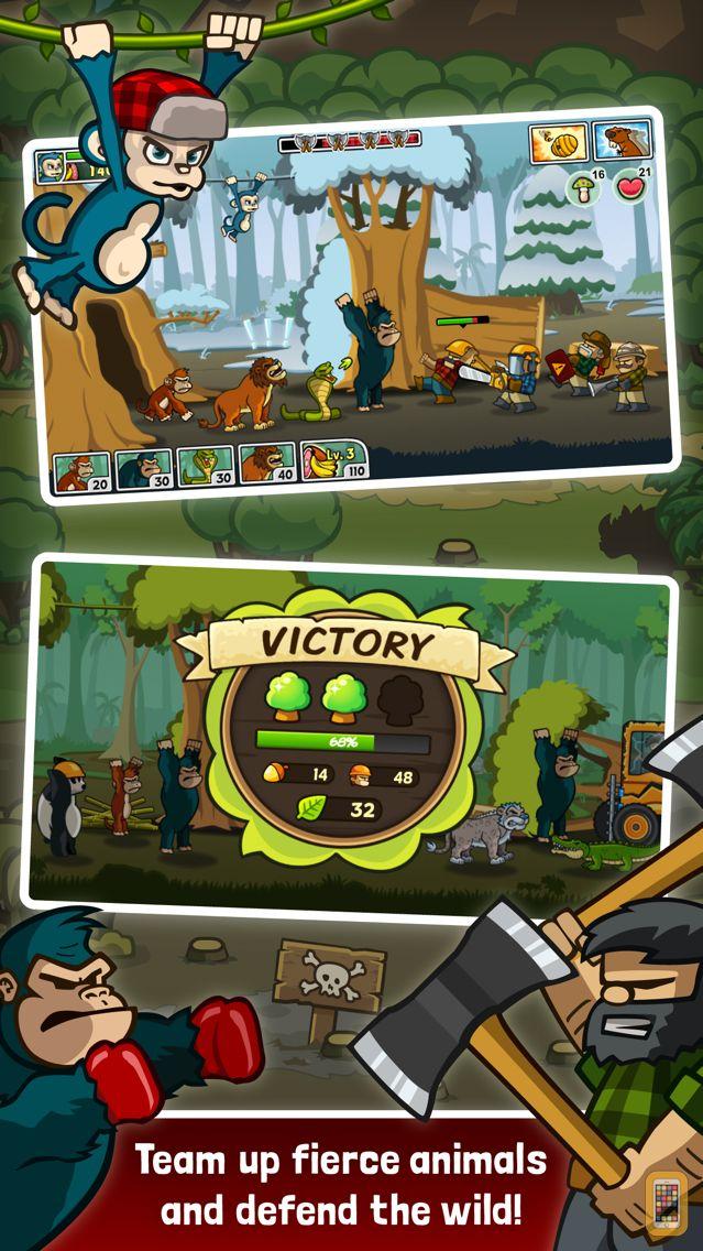 Screenshot - Lumberwhack: Defend the Wild