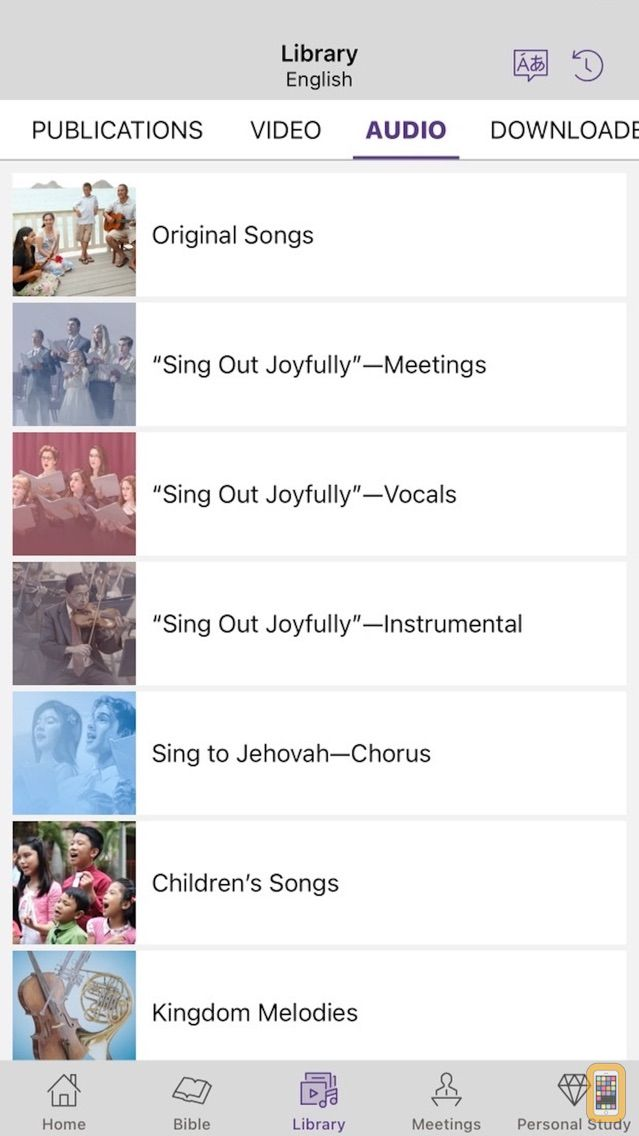 Life And Ministry Meeting Software
