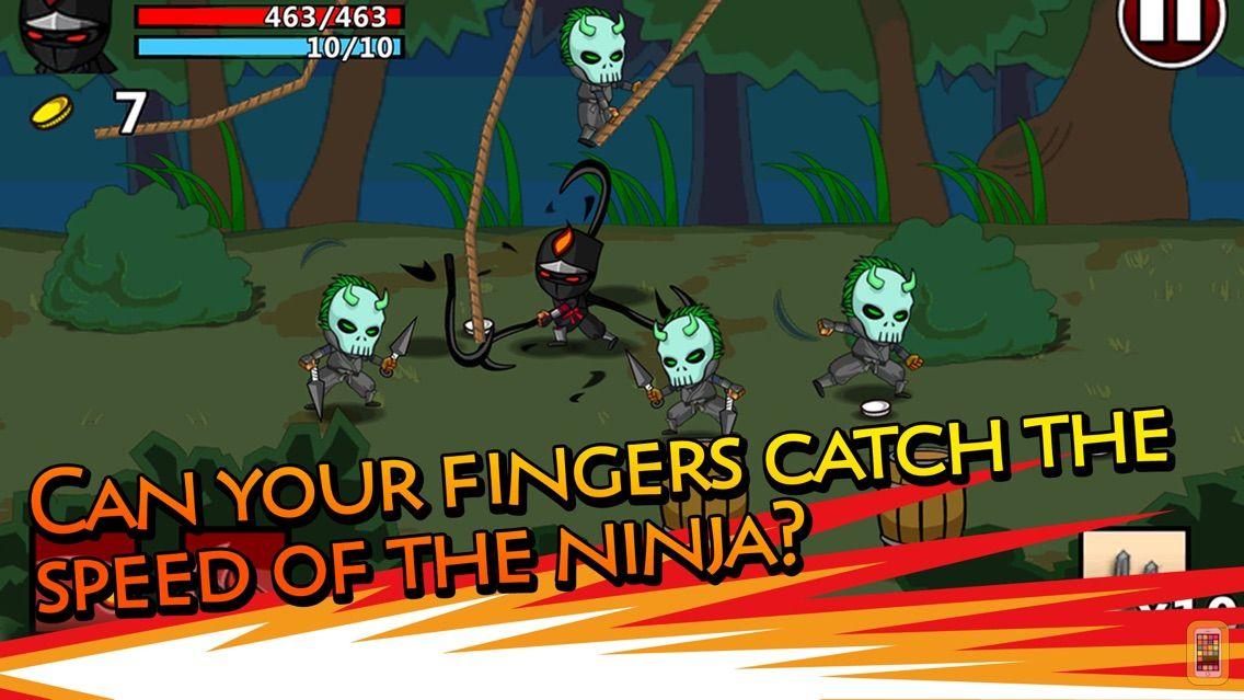 Screenshot - Ninjas - STOLEN SCROLLS