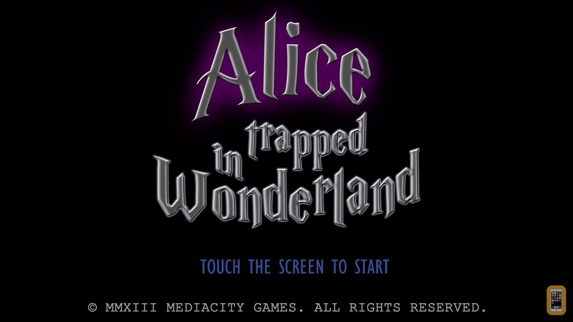 Screenshot - Alice Trapped in Wonderland