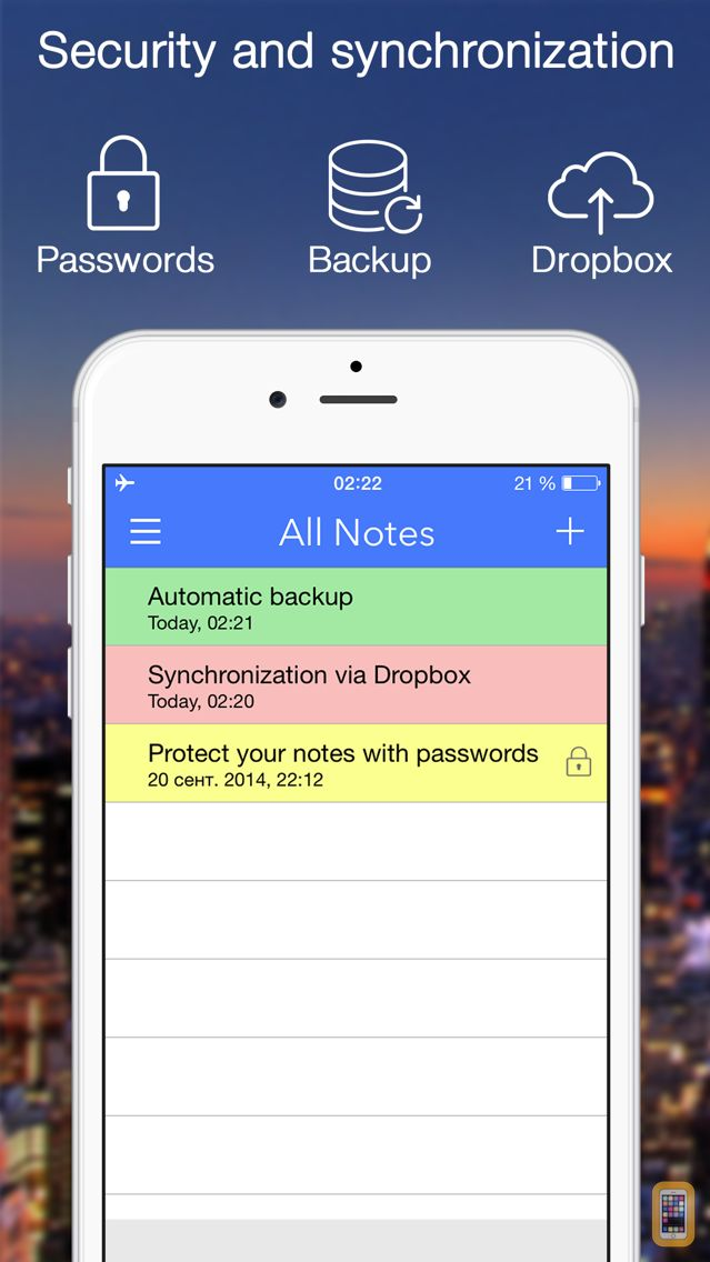 Screenshot - Note-Ify Notes