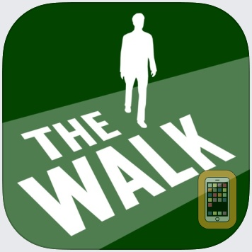 The Walk: Fitness Tracker Game by Six to Start (iPhone)
