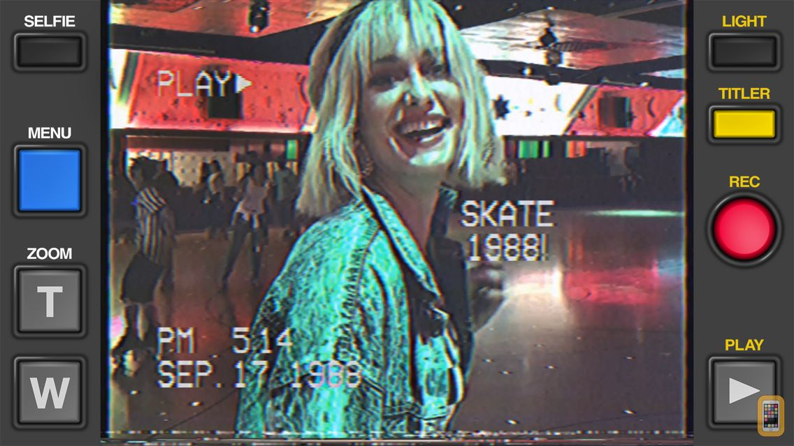 Screenshot - VHS Camcorder - The #1 VHS Cam