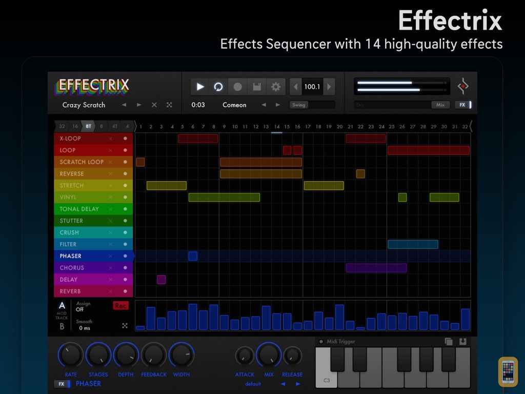 Screenshot - Effectrix