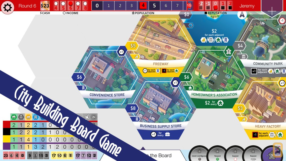 Screenshot - SUBURBIA City Building Board Game