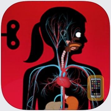 The Human Body by Tinybop by Tinybop Inc. (Universal)