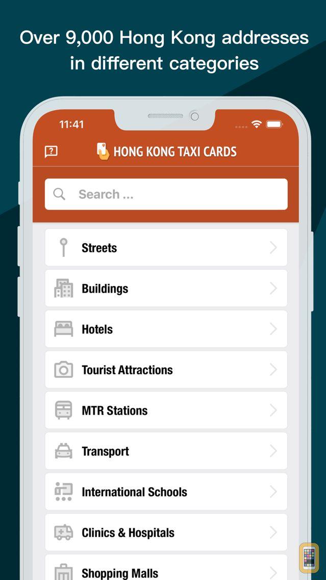 Screenshot - Hong Kong Taxi Cards
