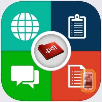 PDF Converter Pro : Convert documents, WebPages TO PDF , Air Printer by Pradeep Singh (Universal)