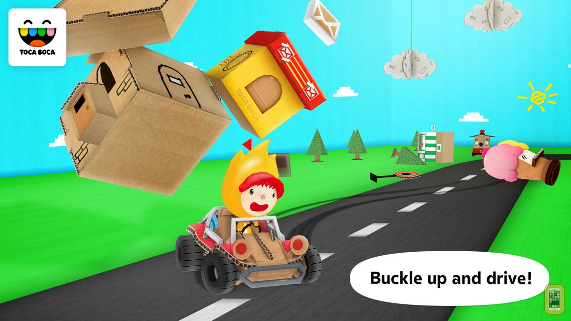 Screenshot - Toca Cars