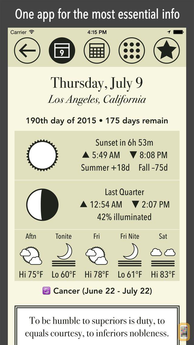 Screenshot - American Almanac 1