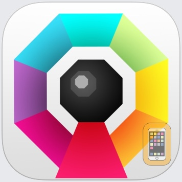 Octagon - A Minimal Arcade Game with Maximum Challenge by Lukas Korba (Universal)