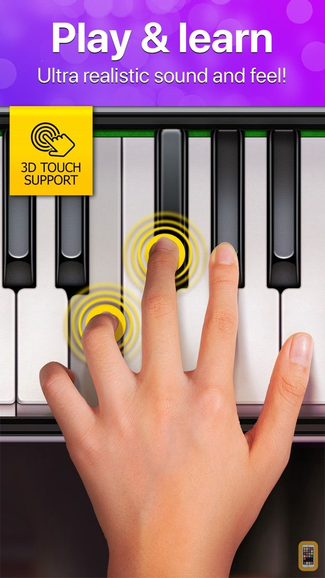 Screenshot - Piano - Play Magic Tiles Games