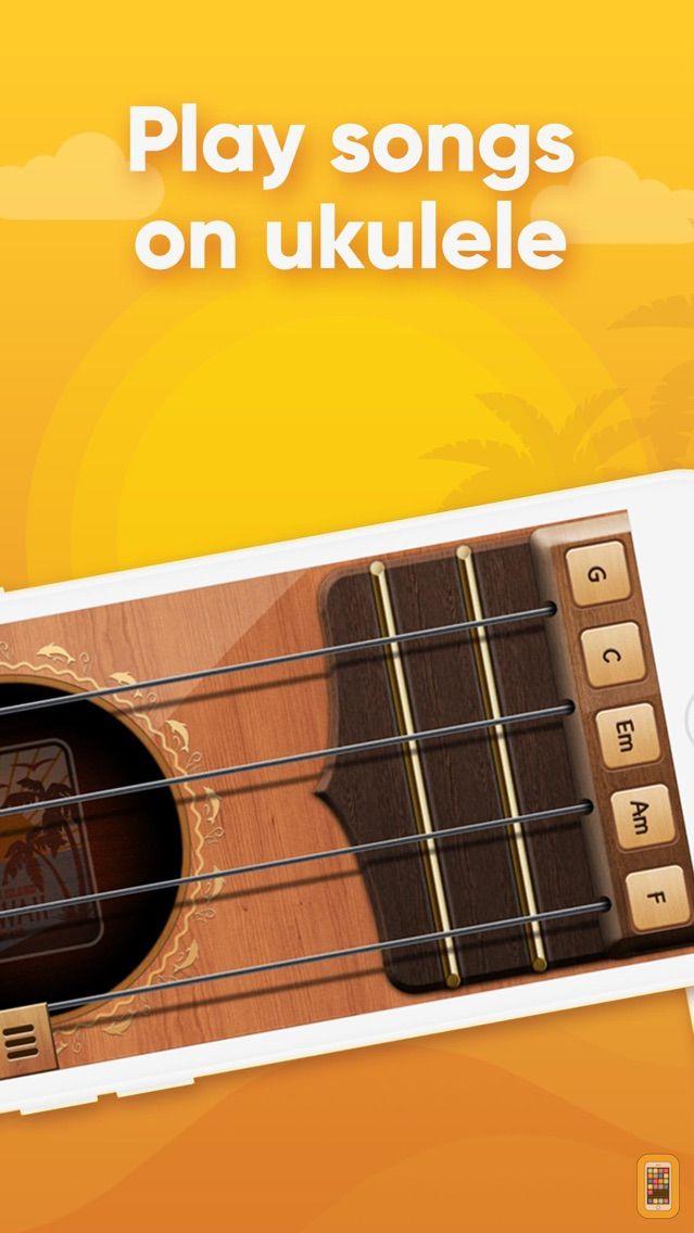 Screenshot - Ukulele - Play Chords on Uke