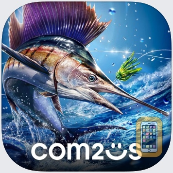 Ace Fishing: Wild Catch by Com2uS Corp. (Universal)
