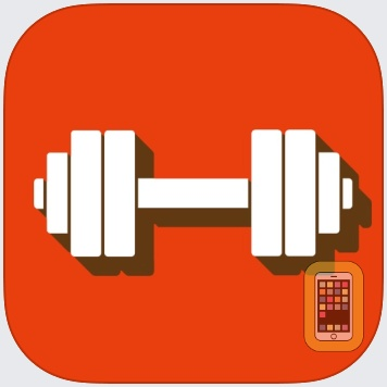 Gym Hero Pro by Big Mike Alright (iPhone)