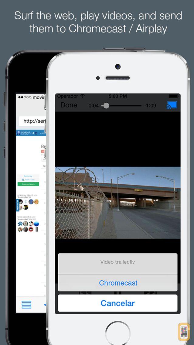 Screenshot - Video Explorer - Video Player for Chromecast