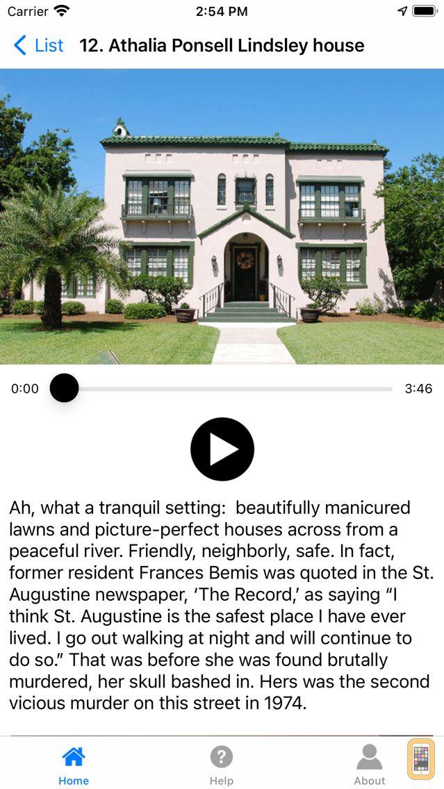 Screenshot - Wicked Walks St Augustine
