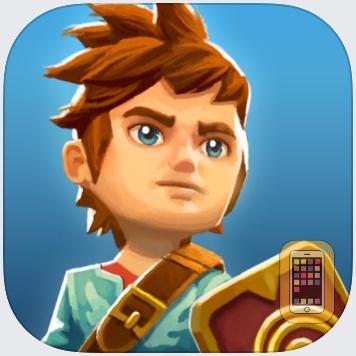 Oceanhorn ™ by FDG Mobile Games GbR (Universal)