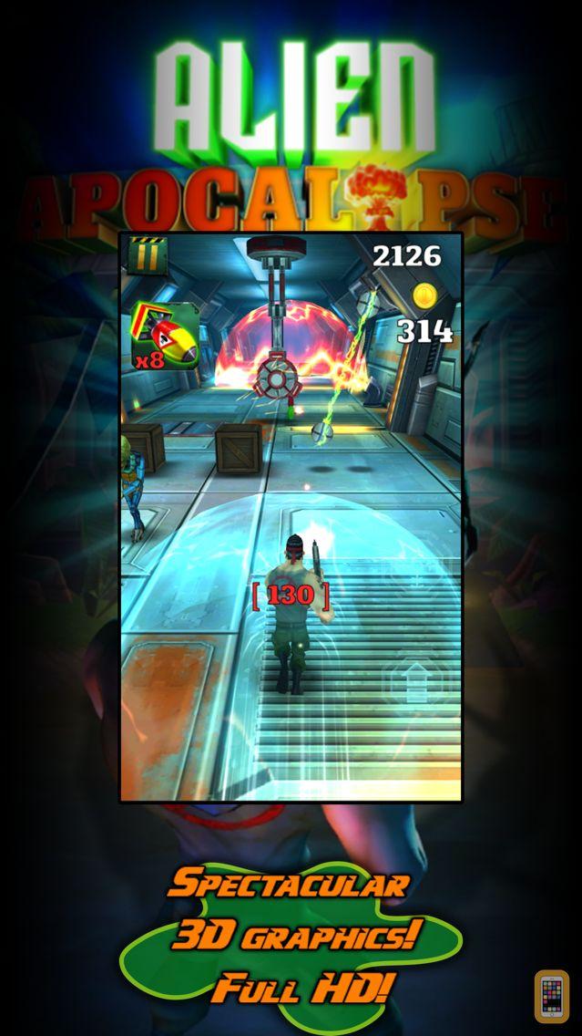 Screenshot - Alien Apocalypse X