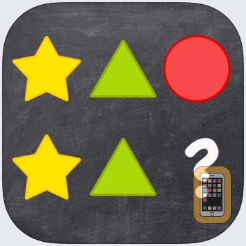 Learning Patterns - Help Kids Develop Critical Thinking and Pattern Recognition Skills by Innovative Mobile Apps (Universal)