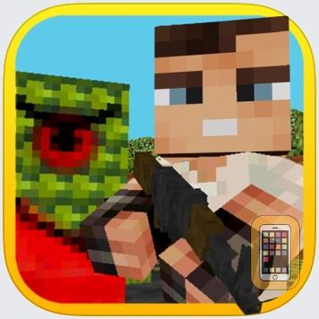 Block Gun 3D - Free Pixel Style Survival Shooter by Wizard Games Inc (Universal)