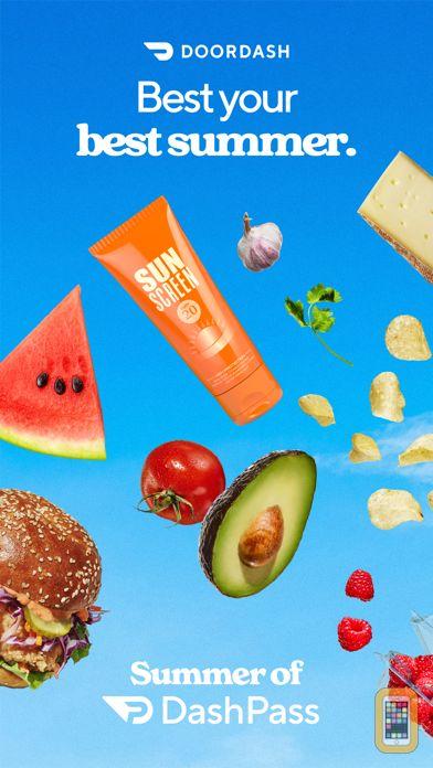 Screenshot - DoorDash - Food Delivery