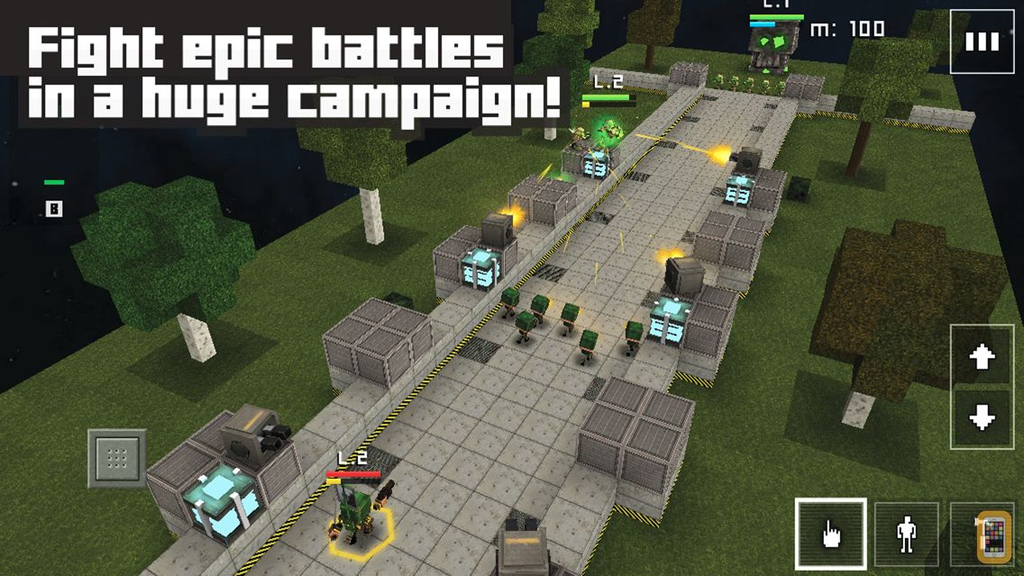 Screenshot - Block Fortress: War