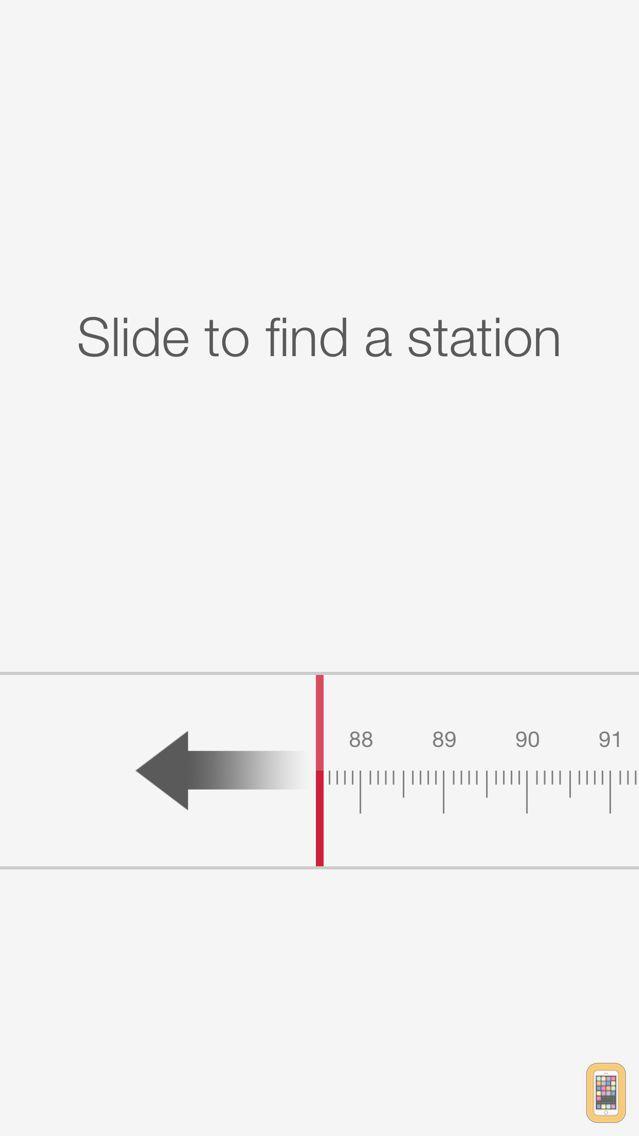 Screenshot - RadioApp - A Simple Radio
