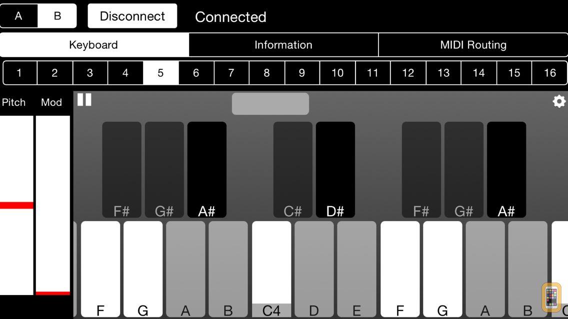 Screenshot - Apollo MIDI Controller