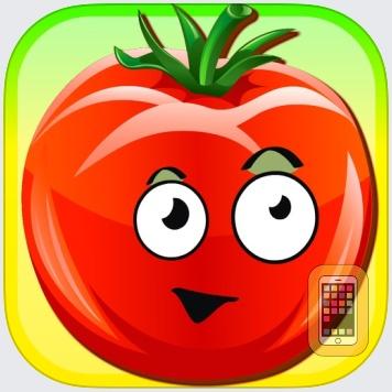 Funny Veggies! Educational games for children by Anastasia Averina (Universal)