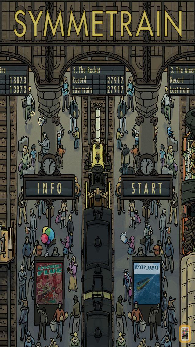 Screenshot - Symmetrain