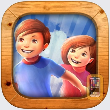 Lost Twins : A Sliding Puzzle Game by Werplay Priv. Ltd (Universal)
