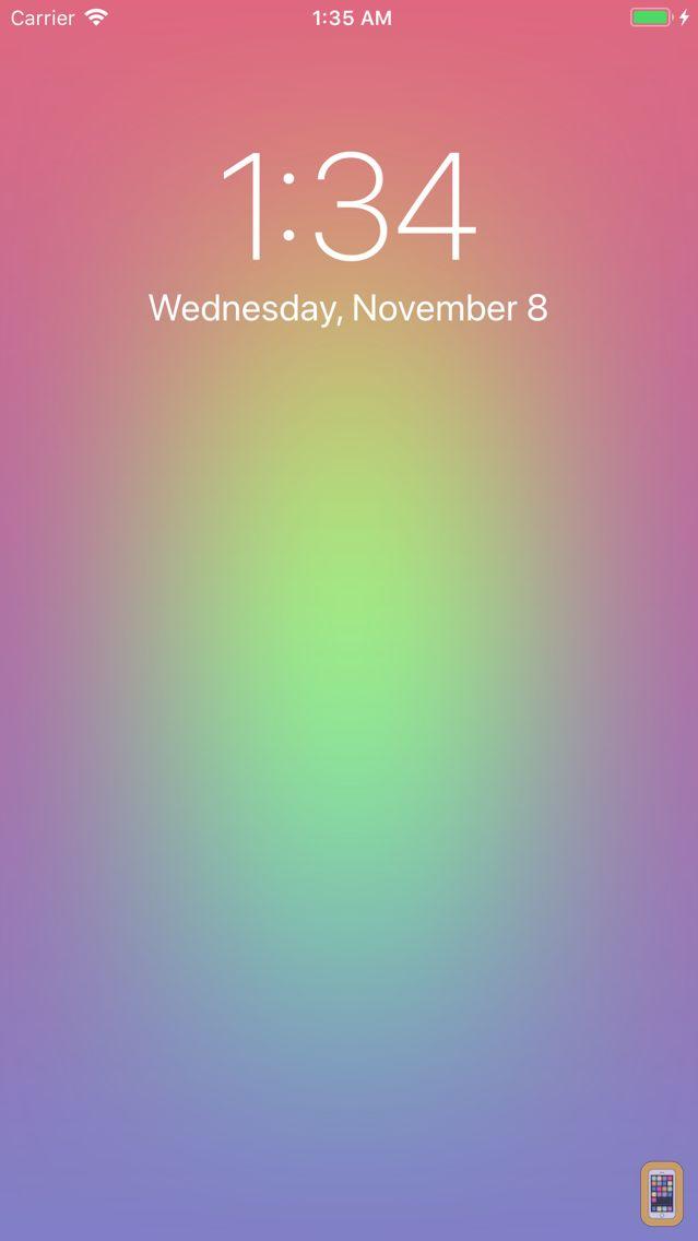Screenshot - Background Color