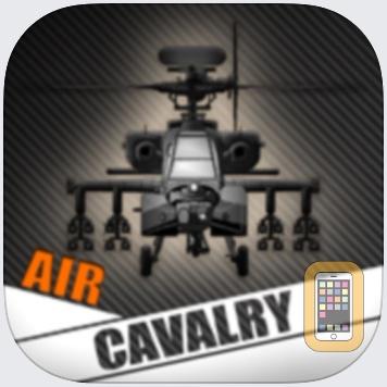 Air Cavalry - Combat Flight Simulator of Infinite Sky Hunter Gunships and Carrier Ops by iTechGen (Universal)