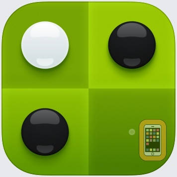 Fresh Reversi – Othello Like Strategy and Logic Board Game by Alexander Deplov (Universal)