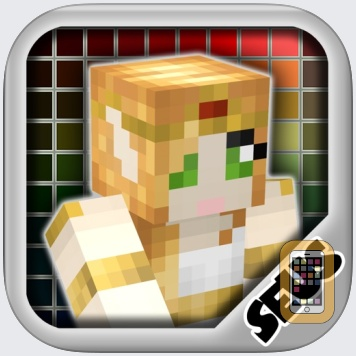 Girls Skins Pro for Minecraft Game Textures Skin by Seus Corp Ltd. (Universal)