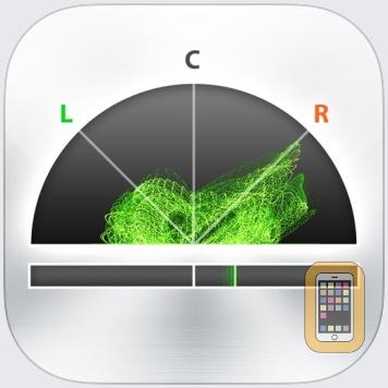 Vectorscope by Ruben Nine (iPad)