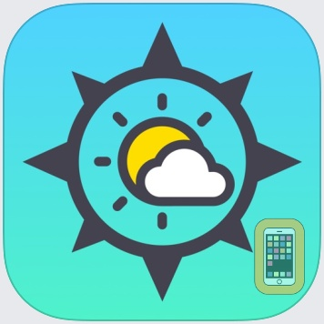 OutCast - Weather and NOAA Marine Forecasts by Ardan Studios, LLC (iPhone)