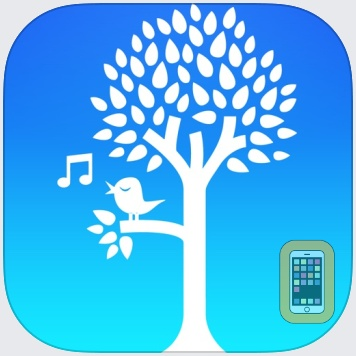 Nature Melody — Soothing, Calming, and Relaxing Sounds to Relieve Stress and Help Sleep Better (Free) by Lina Elsayed (iPhone)