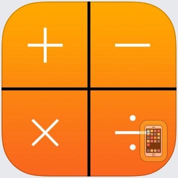 Calculator HD (for iPad) by Liu Shuai (iPad)