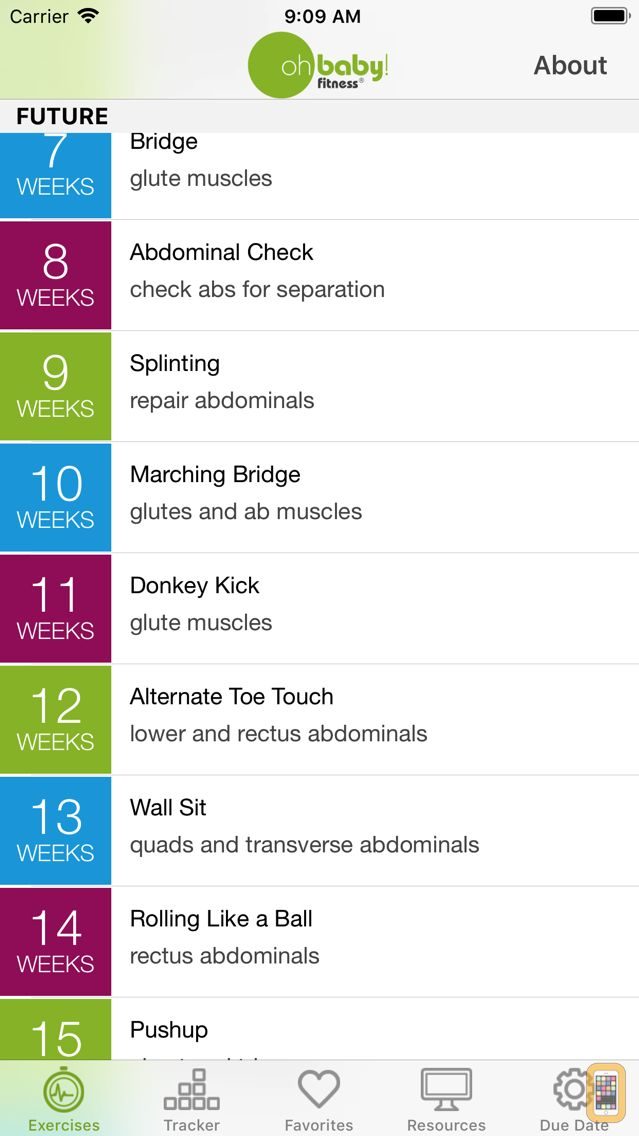 Screenshot - Oh Baby! Mom and Baby Exercise