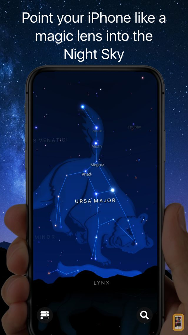 Screenshot - Starlight - Explore the Stars