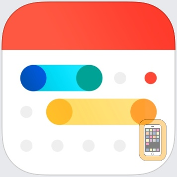 Tiny Month - Easy Calendar by PIXO Incorporation (iPhone)