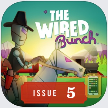 The Wired Bunch: Issue 5 - Interactive Children's Story Books, Read Along Bedtime Stories for Preschool, Kindergarten Age School Kids and Up by Nine 22 Media, LLC (Universal)