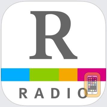 Rivet Radio by Rivet Radio, Inc. (iPhone)