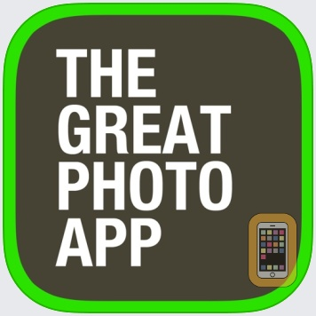 The Great Photo App by Baglan Dosmagambetov (Universal)