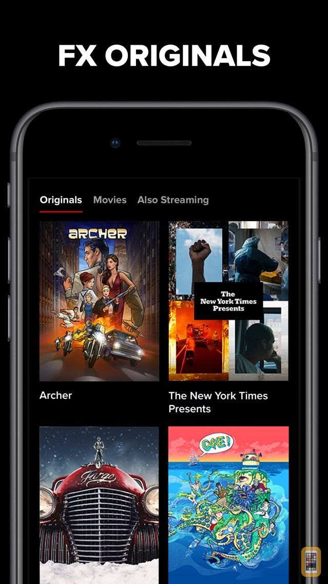 Screenshot - FXNOW: Movies, Shows & Live TV